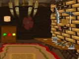 flash игра Ninja castle escape