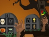 flash игра Halloween Trick or Treat Escape Final