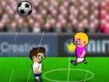флаш игра Head Action Soccer