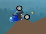 flash spel Minibike Trials
