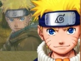 flash игра Sort My tiles Uzumaki Naruto