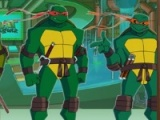 flash game Foto puinhoop. Ninja Turtles