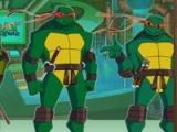 flash игра Photo mess. Ninja Turtles