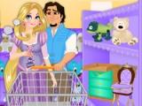 Rapunzel: Бебе туш