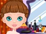 Monster High: Venus Mcflytrap makeup
