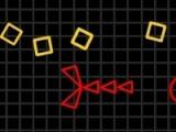 flash игра Rhythm Snake