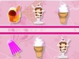 flash игра Increadible Ice Cream Challenge