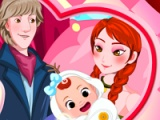 flash игра Elsa deliver for Anna