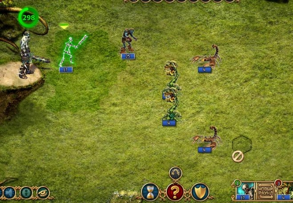 онлайн игра герои: возрождение