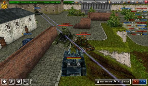 Каким танком играть в world of tanks